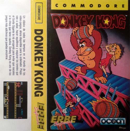 Donkey Kong Comodore