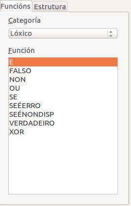 Funciones de Libre Office Calc