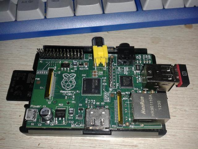 Raspberry Pi de 2011