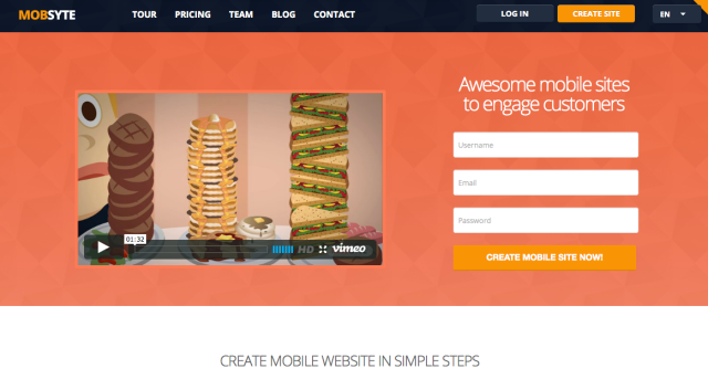 Mobsyte Home Page
