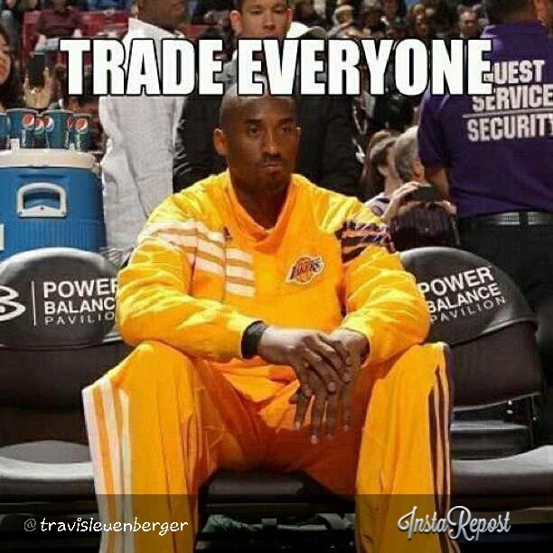 Worst Lakers