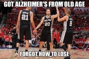 Spurs campeones 2014