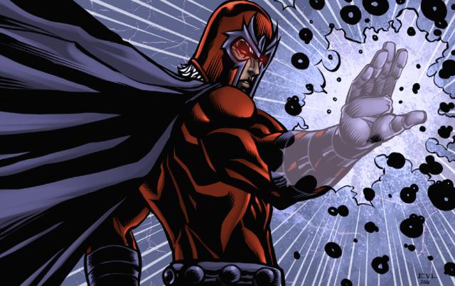 Magneto, amo del magnetismo