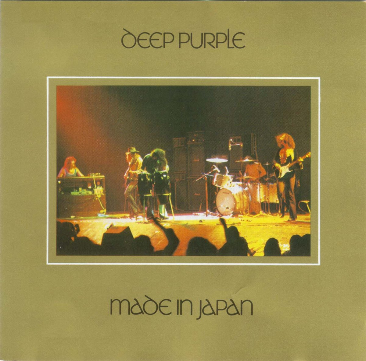 Dee Purple - Made In Japan