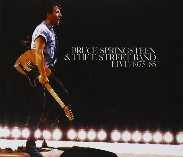 Bruce Springsteen & the E Street Band - Live 1975/85