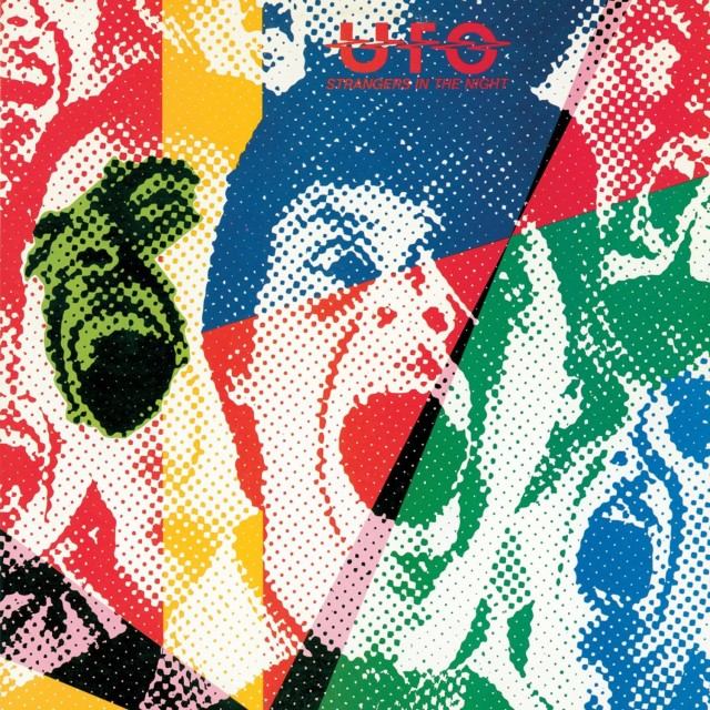UFO - Strangers in the Night