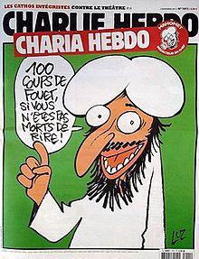 Charlie Hebdo Mahoma 2006