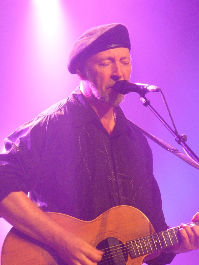 Richard Thompson directo Cambridge 2006