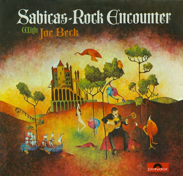 Sabicas Joe Beck Rock Encounter
