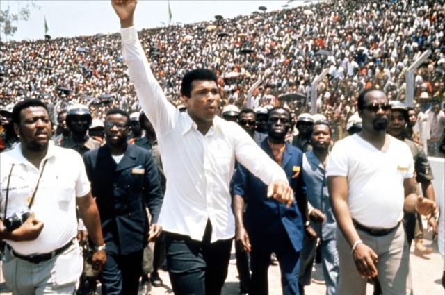 Ali vs Foreman 1974 Zaire