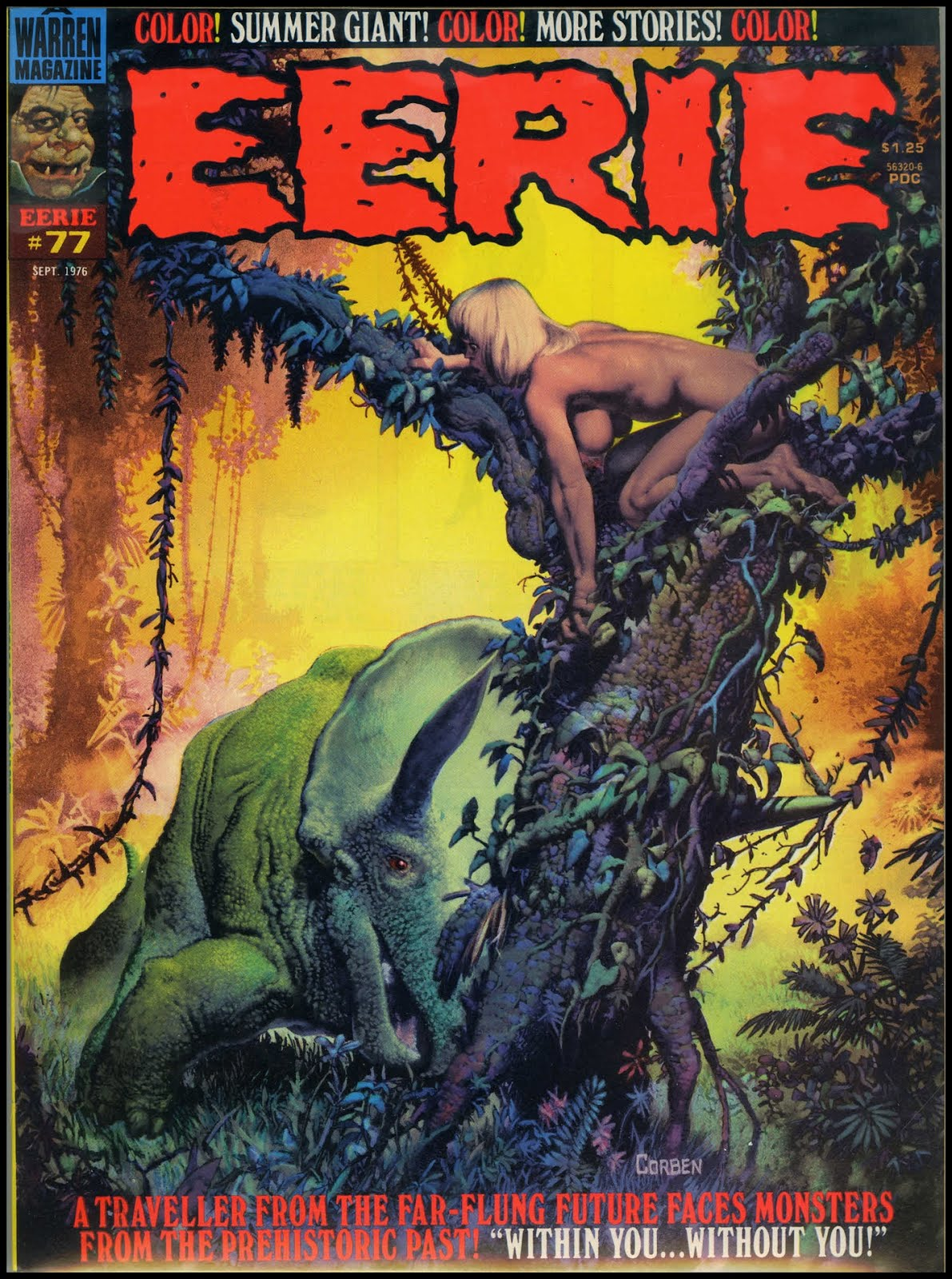 Eerie Richard Corben