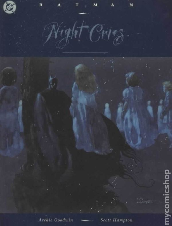Batman: Night Cries
