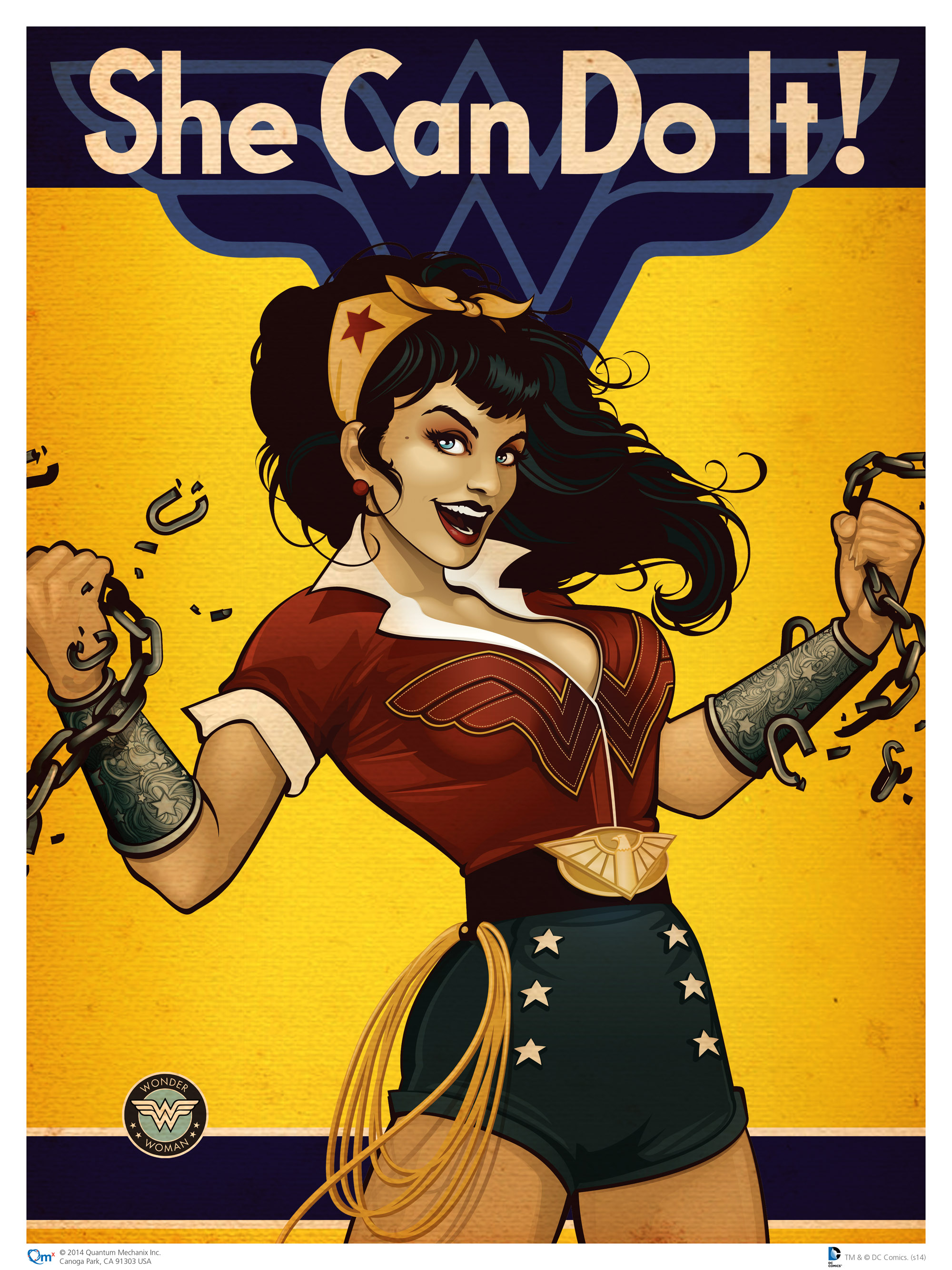 Wonder Woman Bombshells