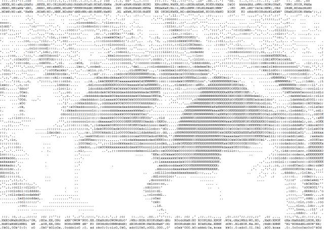 ASCII-ART 1
