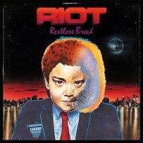 Riot - Restless Breed