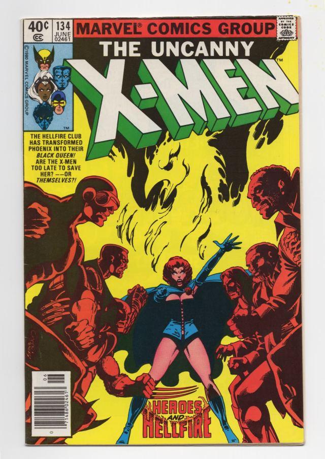 Uncanny X-Men 134