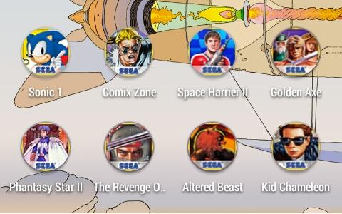 Clásicos Sega